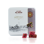 Turkish Delight with Pomegranate & Pistachios 400g