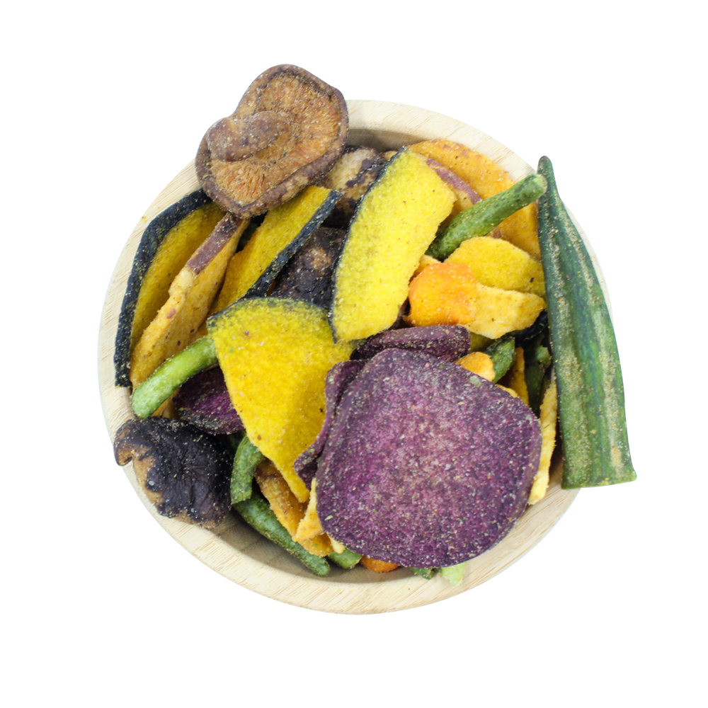 Spicy Vegetable Chips