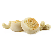 Marzipan Roll With Cashew Filling