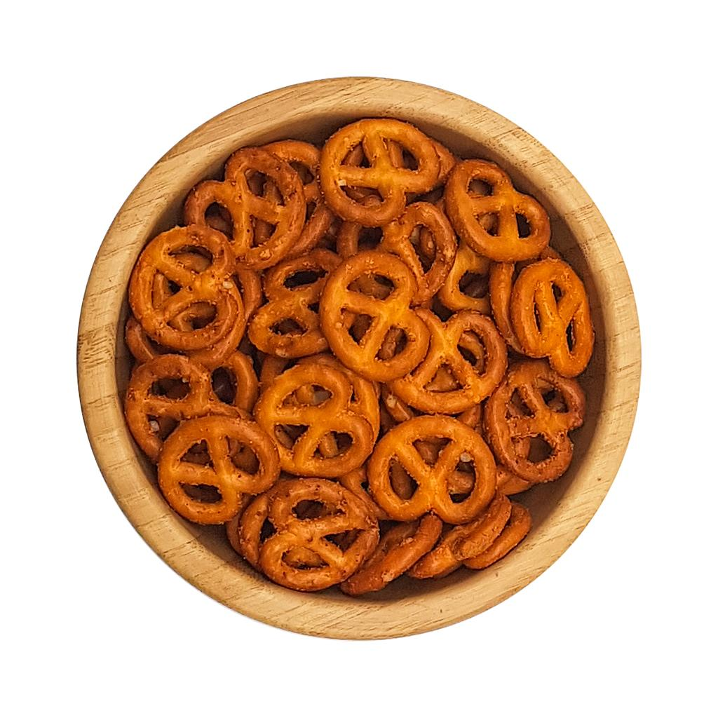 Pretzels Chili Lemon